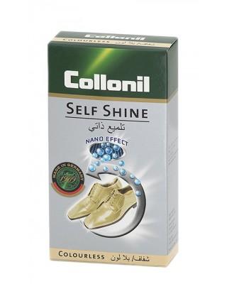 Bezbarwna pasta w płynie do skóry licowej Self Shine Collonil