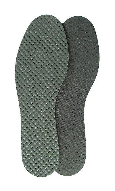 Opinia o Wkładki do butów na lateksie amortyzujące męskie Soft Step Bama