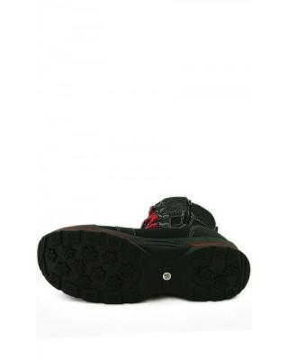 Śniegowce damskie Softshell czarne