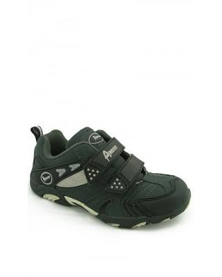Adidasy dziecięce na rzepy szare XWFM0901 American