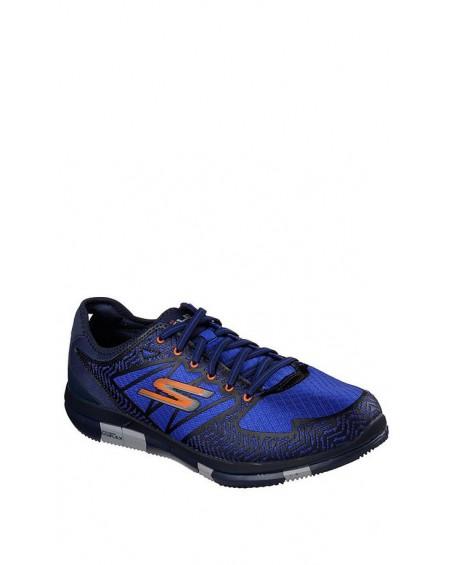 Buty Skechers, Adidasy Skechers 54011 NVOR GOFLEX Walk
