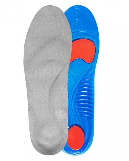 Wkładka do butów, żelowa, Blue Active 507, Mazbit, męska