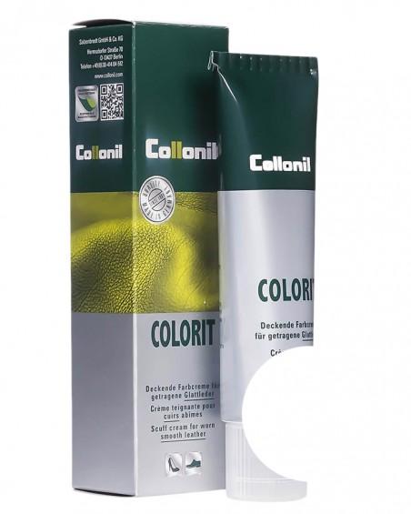 Biała pasta, renowator do skóry licowej, Colorit Collonil White