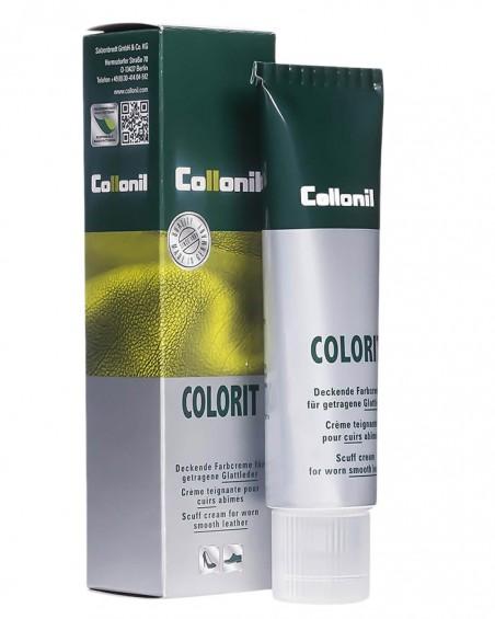 Czarna pasta, renowator do skóry licowej, Colorit Collonil Black