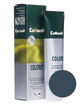 Granatowa pasta, renowator do skóry licowej, Colorit Collonil