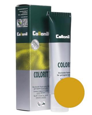 Złota pasta, renowator do skóry licowej, Colorit Collonil Gold