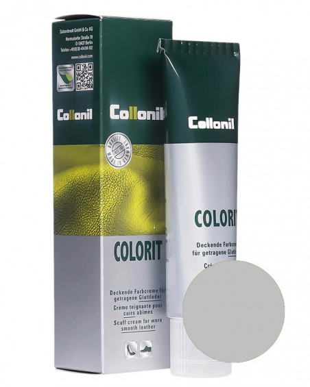 Srebrna pasta, renowator do skóry licowej, Colorit Collonil Silver