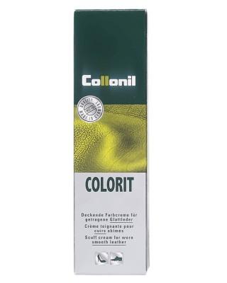 Czerwona pasta, renowator do skóry licowej, Colorit Collonil