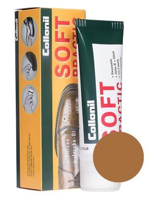 Jasnobrązowa pasta do butów, Soft Practic Collonil 331, 75 ml