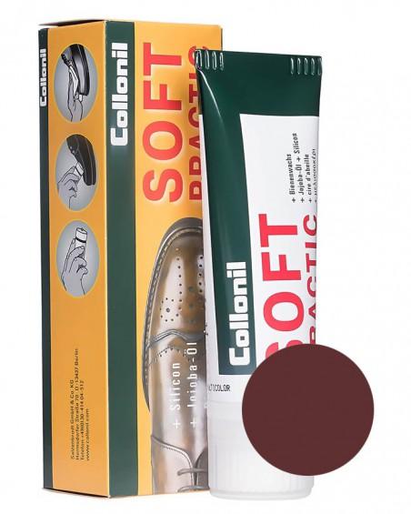 Bordowa pasta do butów, Soft Practic Collonil 457, 75 ml