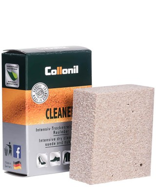 Cleaner Collonil, gumka do czyszczenia zamszu, nubuku na sucho