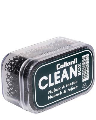 Czyścik do zamszu nubuku, Clean Box Nubuk Textile, Collonil