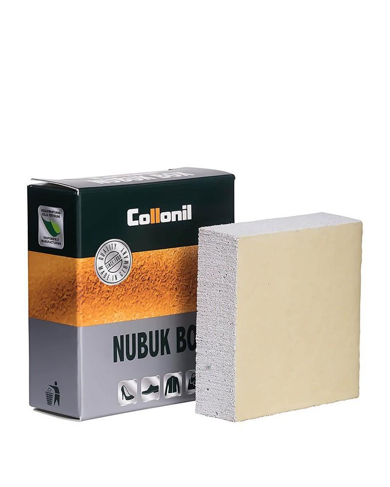 Nubuk Box Collonil, gumka do czyszczenia zamszu, nubuku na sucho