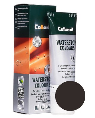 Ciemnoszara pasta do butów, Waterstop Collonil 729, 75 ml