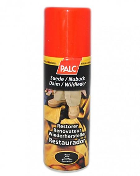 Czerwona pasta, renowator do zamszu nubuku, Palc, 200 ml