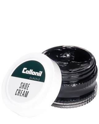 Czarny krem do butów, Shoe Cream Collonil, 50 ml