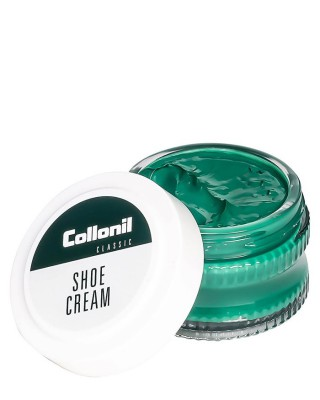 Zielony krem do butów, Shoe Cream Collonil, Gras 605, 50 ml