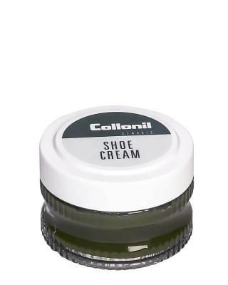 Oliwkowy krem do butów, Shoe Cream Collonil, Forest 666, 50 ml