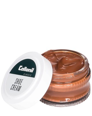 Jasnobrązowy krem do butów, pasta Shoe Cream Collonil, 331, 50 ml