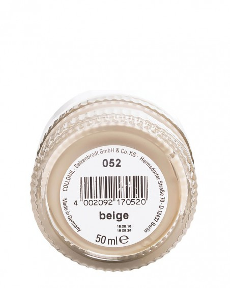 Beżowy krem do butów, Shoe Cream Collonil, Beige, 50 ml