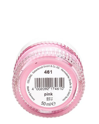 Różowy krem do butów, Shoe Cream Collonil, Pink 461, 50 ml