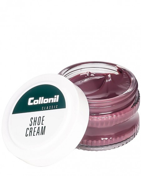 Krem do butów, brudny róż, Shoe Cream Collonil, Rosewood, 441, 50 ml