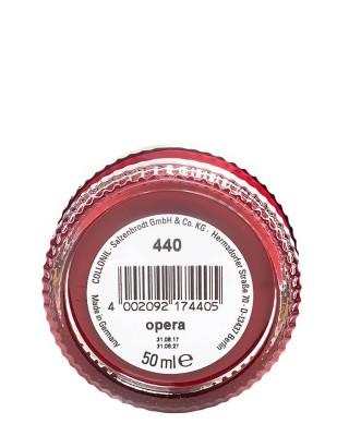 Czerwony krem do butów, pasta, Shoe Cream Collonil, Opera, 440, 50 ml