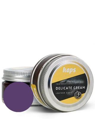 Fioletowy krem, pasta do skóry licowej, Delicate Cream Kaps, 102