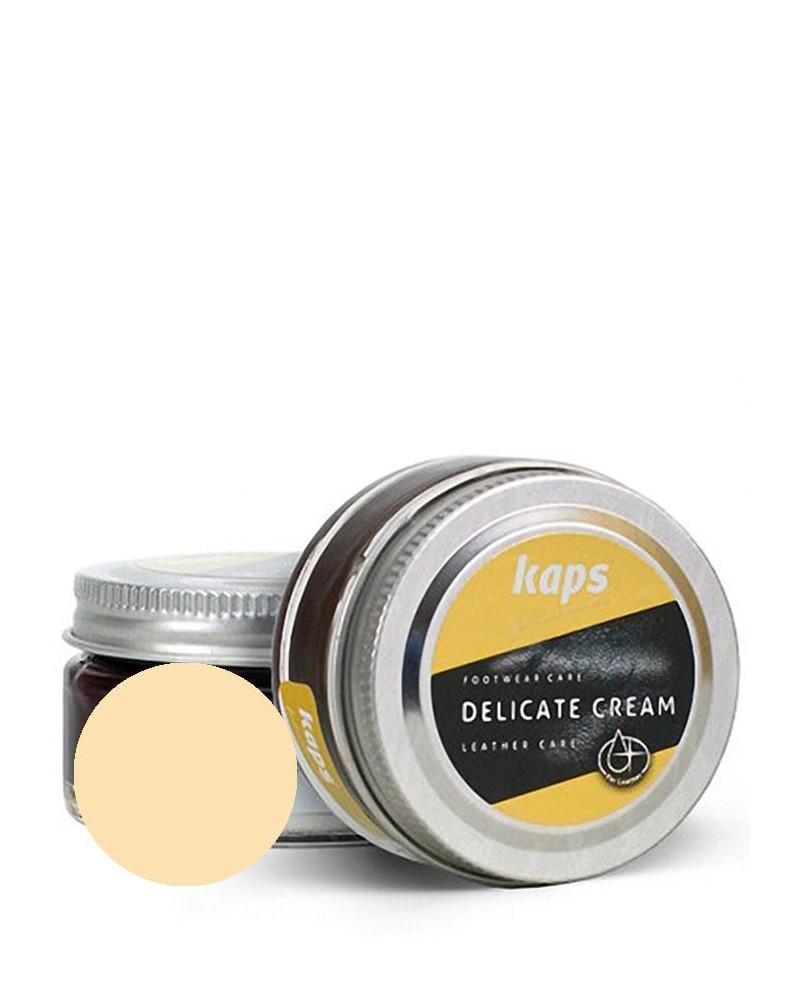 Krem, pasta do skóry licowej, Delicate Cream Kaps, Kość słoniowa