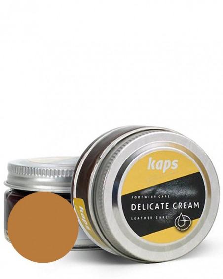 Krem, pasta do skóry licowej, Delicate Cream Kaps, 408, Miedź