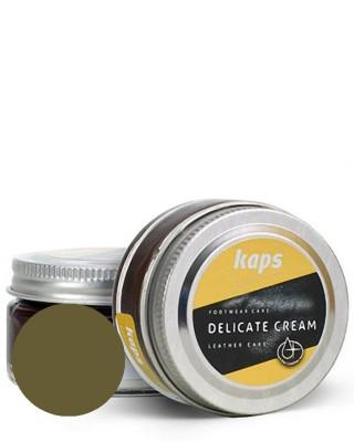 Oliwkowy krem, pasta do skóry licowej, Delicate Cream Kaps, 134