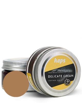Krem, pasta do skóry licowej, Delicate Cream, 120, Brązowy Cukier