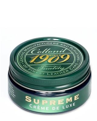 Granatowy krem do skór licowych, Supreme Creme De Luxe, Collonil