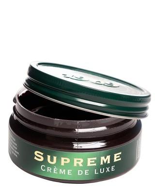 Bordowy krem do skór licowych, Supreme Creme De Luxe, Collonil