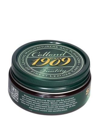 Ciemnobrązowy krem do skór licowych, Supreme Creme De Luxe, Collonil