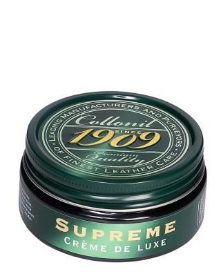 Czarny krem do skór licowych, Supreme Creme De Luxe, Collonil