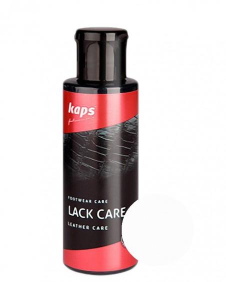 Bezbarwna pasta w płynie do skóry lakierowanej, Lack Care, Kaps