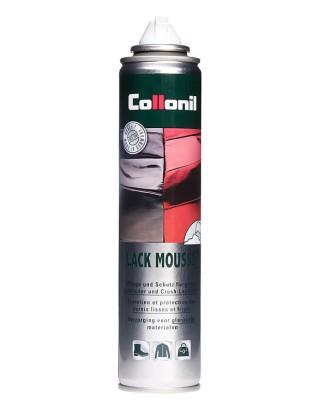 Bezbarwna pianka do skóry lakierowanej, Lack Mousse, Collonil, 200 ml