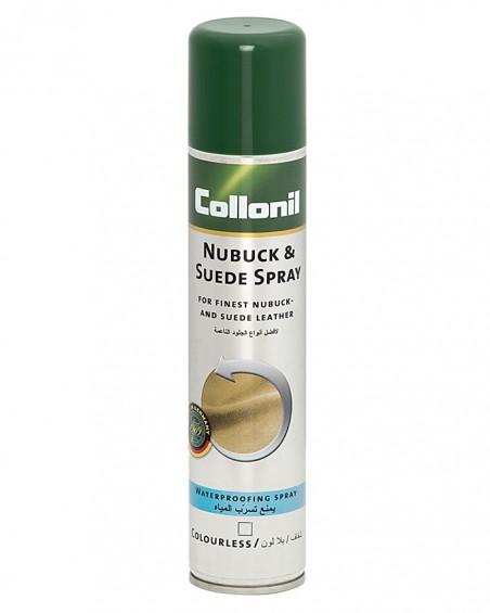 Impregnat do zamszu, nubuku, Nubuck Suede Spray, Collonil, 200 ml