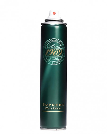 Impregnat z woskiem do butów, Supreme Wax Spray, 1909 Collonil, 200 ml