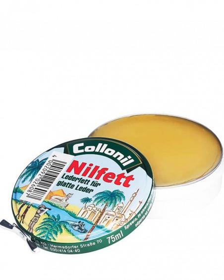 Nilfett Collonil, naturalny tłuszcz ochronny do skór, do butów, 75 ml