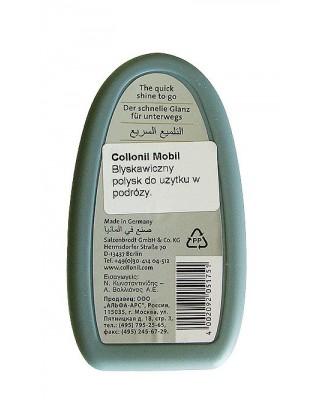Gąbka do czyszczenia i nabłyszczania butów Collonil