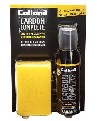 Pianka z gąbką, do czyszczenia butów, Carbon Complete, Collonil, High Tech