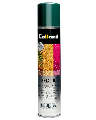 Metallic Spray Collonil, impregnat do butów, toreb 200 ml