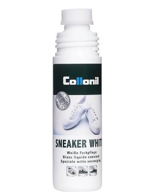 Biała pasta do butów sportowych, tekstylnych, Sneaker White, Collonil