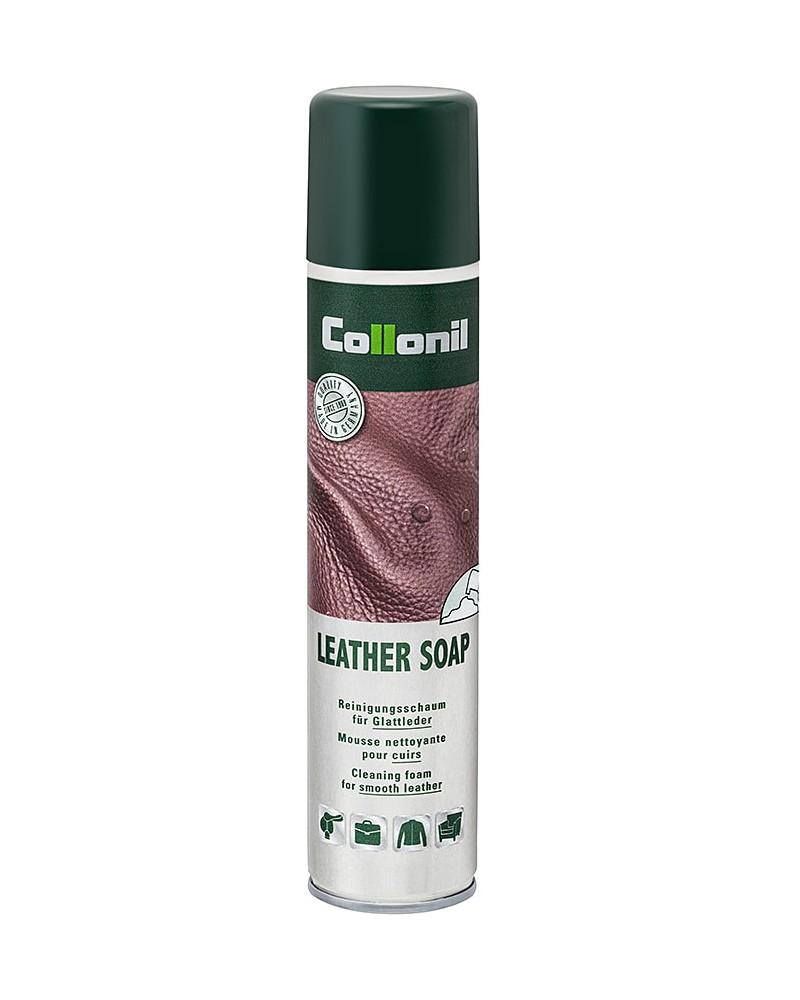 Mydło do skóry licowej o przyjemnym zapachu, Leader Soap, Collonil, 200 ml