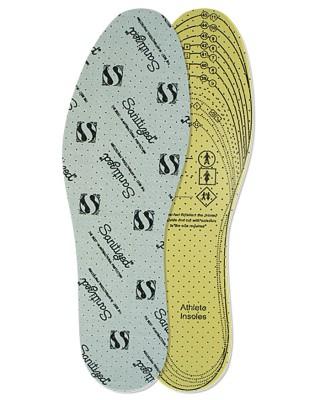 Antybakteryjne wkładki do butów, do wycinania, 074, Max Mazbit
