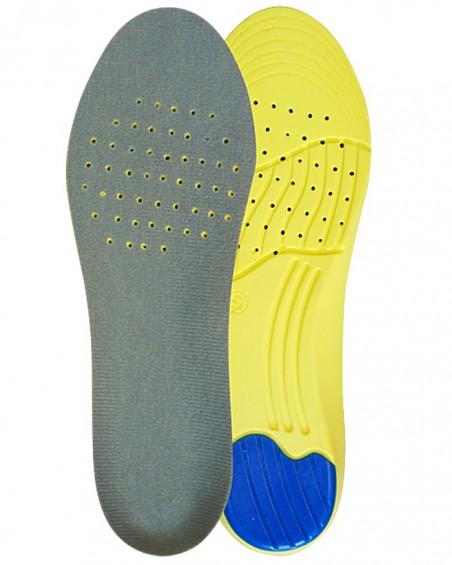 Wkładka do butów, lateksowa, STAND GO, 504, Mazbit
