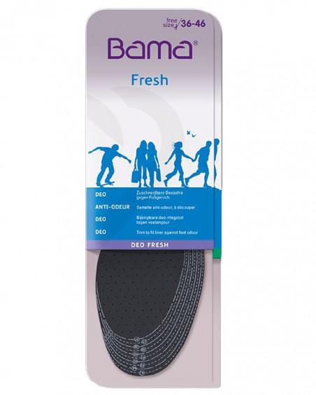 Odświeżające wkładki do butów, do wycinania, Deo Fresh, Bama
