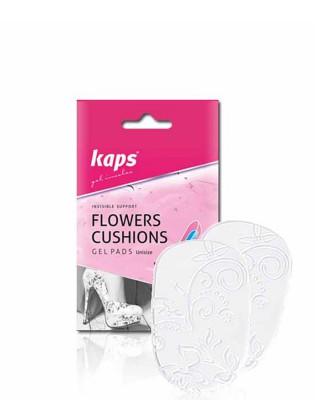 Podpiętki żelowe, podpiętka antypoślizgowa, Flowers Cushions, Kaps